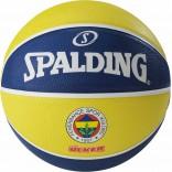 Spalding Euroleague Fenerbahçe Basket Topu SZ7