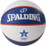 Spalding Euroleague Anadolu Efes Basket Topu SZ7