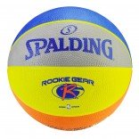 Spalding Çocuklar İçin Basketbol Topu Rookie Gear No5 (83-317Z)