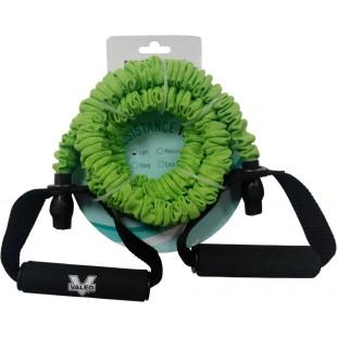 Valeo Light Yeşil Renk Egzersiz Tübülü