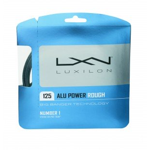 Luxilon ALU Power 125 Rough Silver 12.2M Tenis Kordaj (WRZ995200)