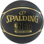 Spalding 83-194Z Highlight Gold Basketbol Topu