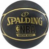 Spalding 83-194Z Highlight Gold Basketbol Topu