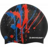 Dunlop Siyah Renkli - 3 Renk Halkalı Silikon Bone