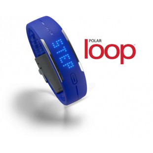 Polar Loop Etkinlik Takipçisi Bileklik - Mavi