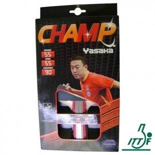 Yasaka Champ Masa Tenisi Raketi - ITTF Onaylı