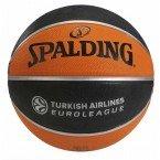 Spalding TF-150 Basket Topu Turkish Airlines Euroleague Basketbol EURO/TURK Size:6