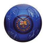 Barcelona İmzalı Futbol Topu No 5