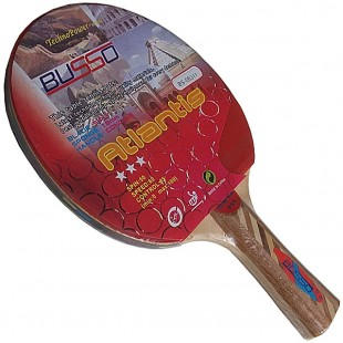 Busso BS 08311 Masa Tenisi Raketi Atlantis 3 Yıldız ITTF Onaylı