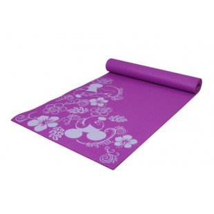 Busso Bs 603 Lila Baskılı Pilates & Yoga Minderi 6 mm