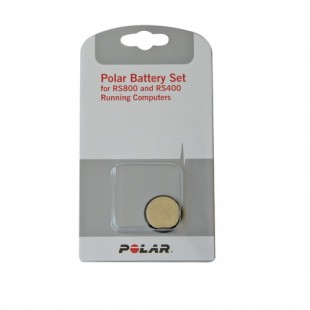 Polar RS400/RS800 Pil