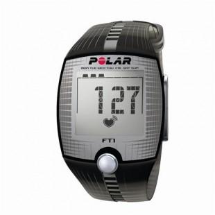 Polar FT1 TRA/BLK GEN Siyah Renk Nabız Kontrol Saati