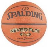 Spalding No:7 Never Flat Outdoor (Dış Mekan) Basket Topu