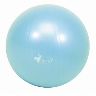 Ebruli 65 cm Mavi Renk Antiburst Pilates Topu