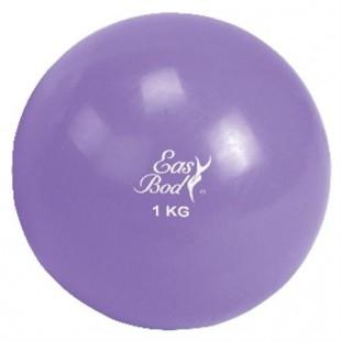 Easy Body 1 Kg Mor Renkli Tonning Ball