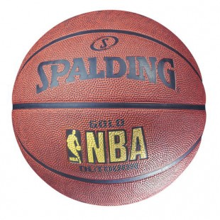 Spalding NBA Gold Outdoor (Dış Mekan) Basket Topu