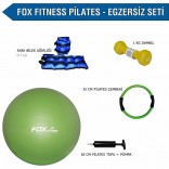 Fox Fitness Pilates - Egzersiz Seti