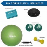 Fox Fitness Pilates İncelme Seti