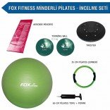 Fox Fitness Minderli Pilates İncelme Seti