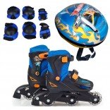 Hot Wheels Paten & Koruma Seti 37-40