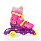 Barbie Ayarlanabilir Çocuk Pateni 33-36