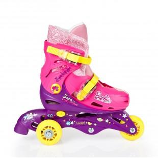 Barbie Ayarlanabilir Çocuk Pateni 29-32