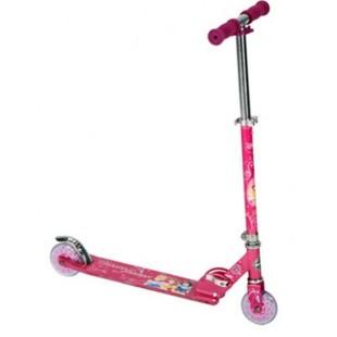 2 Tekerlekli Lisanslı Disney Prenses Scooter