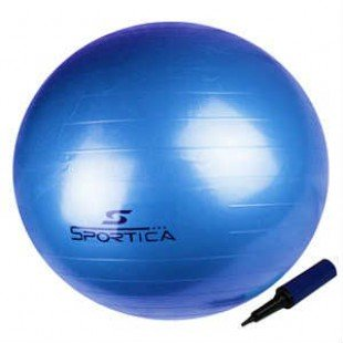 Sportica PT75 75 CM Pilates Topu - Mavi