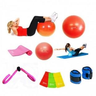 Cosfer Yeni Seri Pilates Seti Fuşya