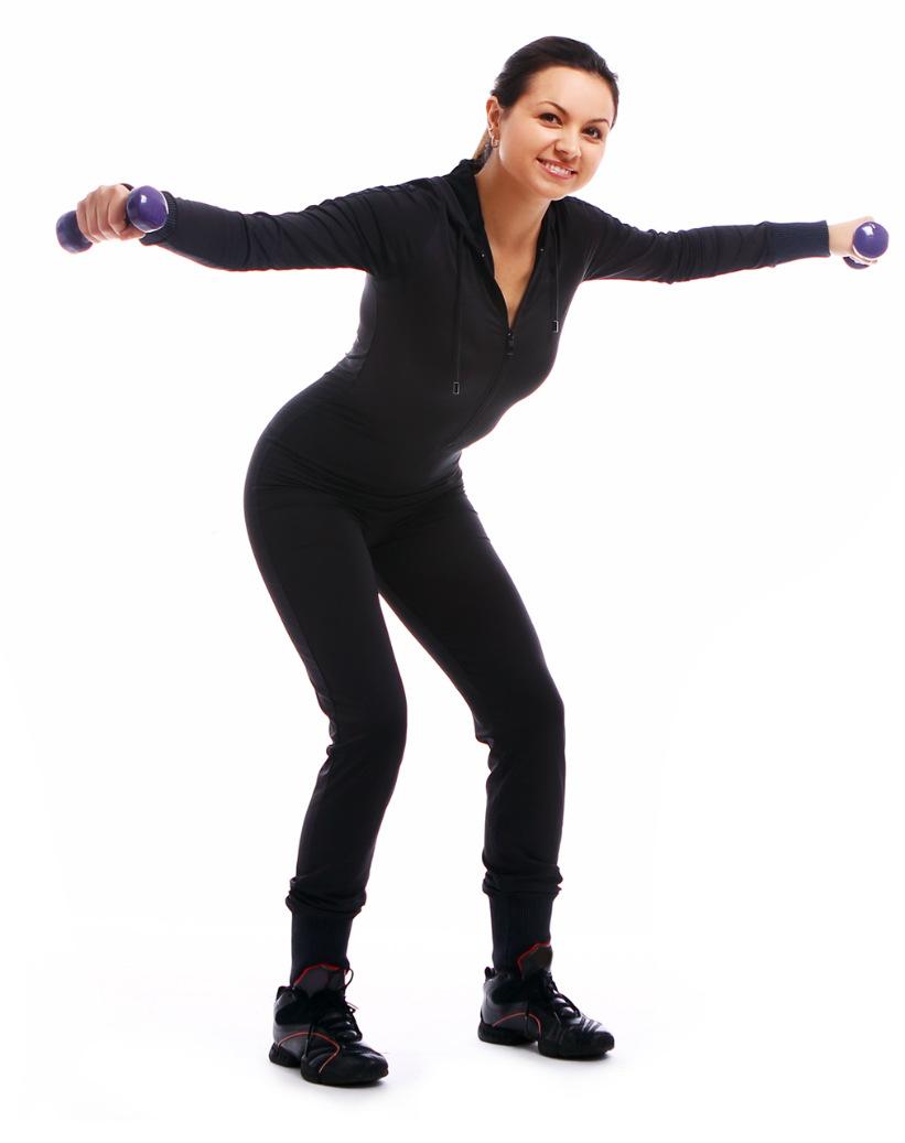 Egzersiz   Çarşamba: Ağırlıksız Çömelme